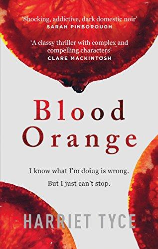 Blood Orange by [Tyce, Harriet]