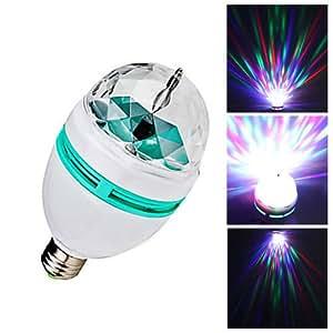 Area Ampoule à LED RVB effet disco