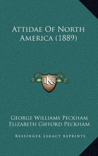 Attidae of North America (1889)