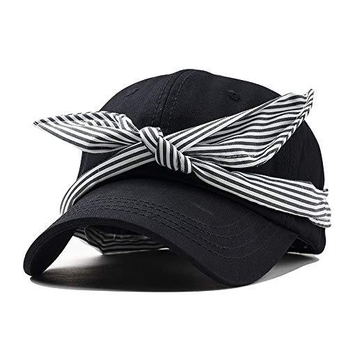 e7552c44cd6 Your only brother Moda Coreano Simple Moda Béisbol Sombrero Mujer Verano  Pequeño Literario Fresco Gorras Arco
