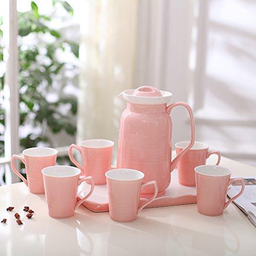 Star Regal Kostüme Wars (FAN4ZAMEHome Keramik Kaffeetasse Setafternoon Cup Sets Von Combinationsceramic Kaffee Kreative Obst Wasser Wärme Kaltes Wasser Topf Mit Wasser Glas Teekanne Fach)