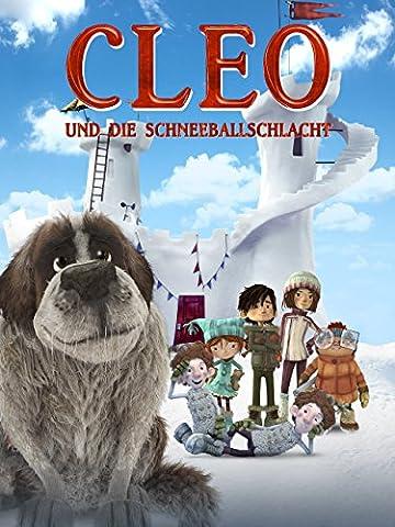 Cleo und die Schneballschlacht