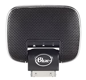 Blue Microphones Mikey Digital Portable pour  Apple iPod/iPhone/iPad