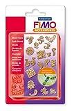 Staedtler 872508  - Fimo - Moldes de figuras, varios diseos