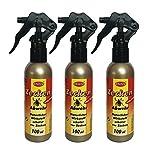 12 x 100ml zecken-abwehr-spray, anti-zeckenspray SPRAY garrapatas protección contra garrapatas, braeco