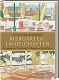 Biergartenlandschaften - In Erwartung der Unendlichkeit - Zeichnungen und Kurzgeschichten