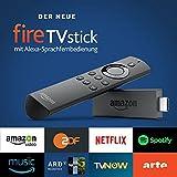 Der neue Fire TV Stick mit Alexa-Sprachfernbedienung