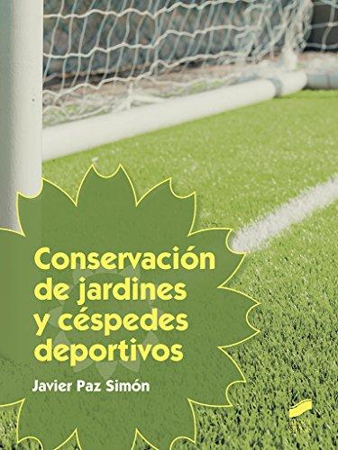 Conservación de jardines y céspedes deportivos (Agraria)