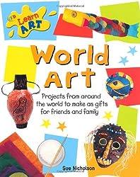 Learn Art: World Art (QED Learn Art)