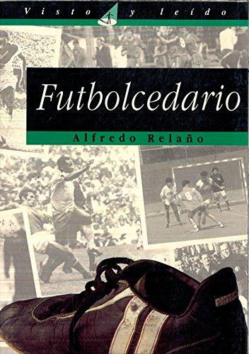 Portada del libro Futbolcedario