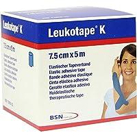 LEUKOTAPE K 7,5 cm blau 1 St Verband preisvergleich bei billige-tabletten.eu