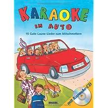 Karaoke im Auto