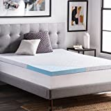 Best Full Size Mattress Toppers - Full : LUCID 2.5 Inch Gel Infused Ventilated Review