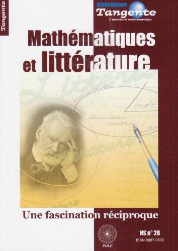 Mathématiques et littérature par Collectif