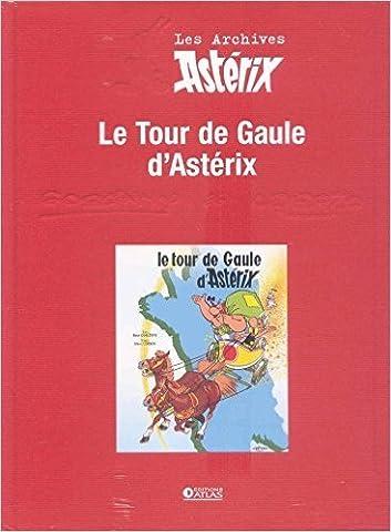 Le tour de Gaule d'Astérix Archives Atlas de René Goscinny