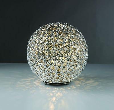 Tischleuchte Tischlampe Strahler Chrom Lampe Leuchte Licht ESTO 991424 ACRYLIC von Esto auf Lampenhans.de