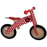 Kiddimoto - Red Dotty Kurve impulsor (606)