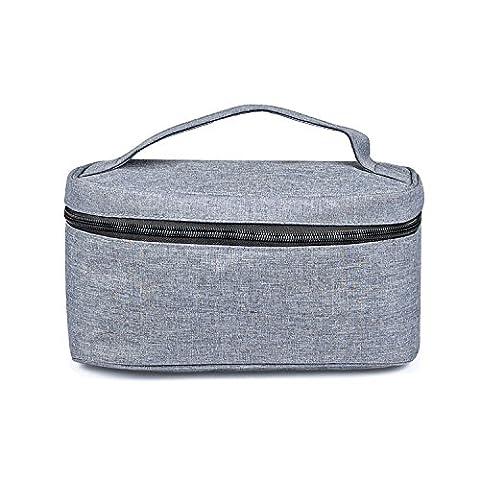 LUYADA, Organiseur de bagage Mixte adulte Enfant Homme Femme Mixte enfant gris gris 26 x 16 x 13 cm