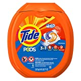 Tide Pods HE Turbo Laundry Detergent Pac...