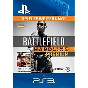 Battlefield Hardline Premium [Zusatzinhalt] [PSN Code für deutsches Konto]