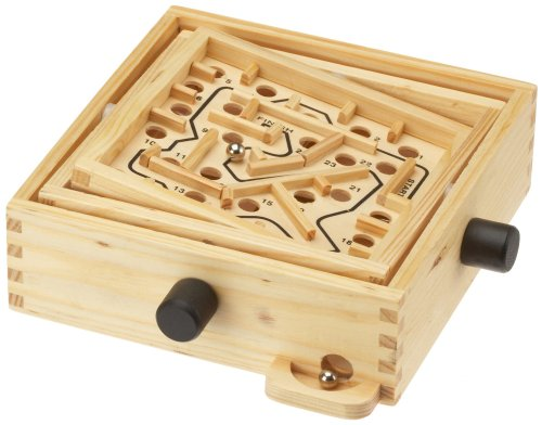 Holz-Labyrinth, mittel