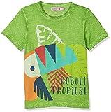 boboli 325088 Camiseta, Bebé-Niños, Verde (Hoja), 92 (Tamaño del Fabricante:2)