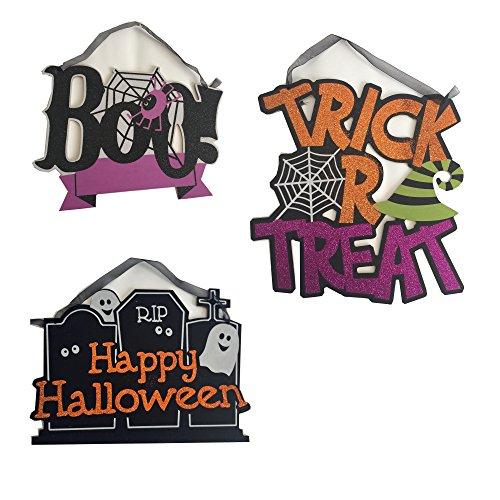 - Indoor Halloween Dekorationen