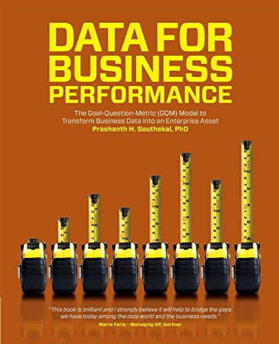 Data for Business Performance: The Goal-Question-Metric (GQM) Model to Transform Business Data into an Enterprise Asset por Prashanth Southekal