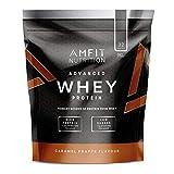 Amazon-Marke: Amfit Nutrition Advanced Whey Protein Eiweißpulver...