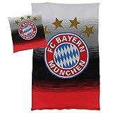 FC Bayern München Bettwäsche Fan, 135 x 200cm