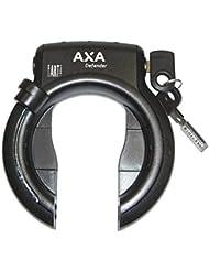 AXA Antivol de cadre de vélo DEFENDER RL Noir