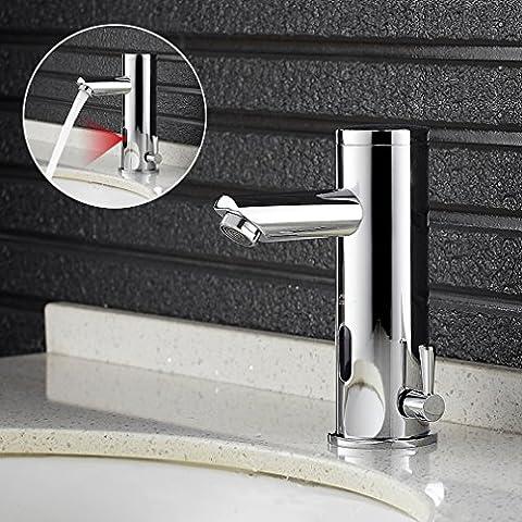 Auralum IR Mitigeur automatique Capteur infrarouge robinet pour l'eau froid