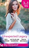 Unexpected Legacy: Once Pregnant, Twice Shy / A Baby for the Doctor (Safe Harbor Medical, Book 13) / Her Secret, His Baby (The Colorado Cades, Book 1)