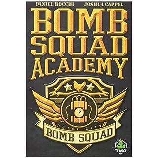 Tasty Minstrel Games TMG03005 Bomb Squad Academy Game