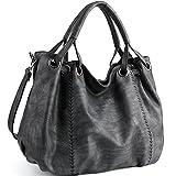 CASELAND Damen Handtaschen Umhängetaschen...