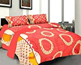 #10: Saggi's truly Fittted 100% COTTON DOUBLE bedsheets, a whole new wrinkle free concept for home decor. It is 100% cotton sheet which is easy to cover and remove from bed. It is weather proof and suitable for all weather conditions. Provides FREEDOM FROM TUCKING every morning, morning after morning.