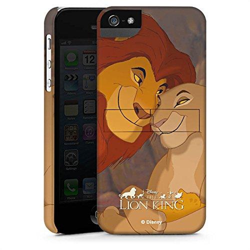 Apple iPhone 7 Plus Hülle Case Handyhülle Disney König der Löwen Fanartikel Merchandise Premium Case StandUp