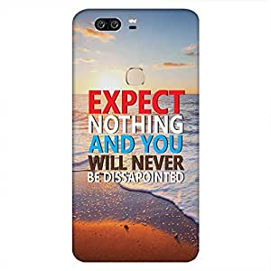 Bhishoom Printed Hard Back Case Cover for Huawei Honor V8 - Premium Quality Ultra Slim & Tough Protective Mobile Phone Case & Cover