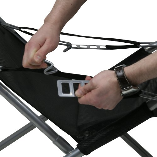 51g9SpeJNzL. SS500  - 10T Maxi Chair - Camping chair, relax high back with head cushion, 4x adjustments, foldable