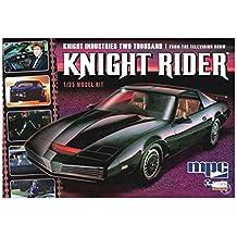 Maqueta el Coche Fantastico KITT 1982. Pontiac Firebird. Kit de montaje. Escala 1/25
