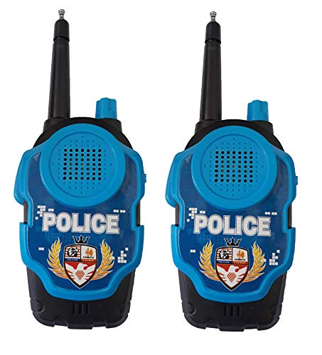 Amitasha Long Range Walkie Talkie Toy for Kids Set of 2