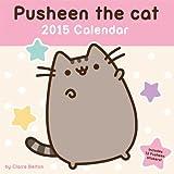 Pusheen the Cat 2015 Wall Calendar