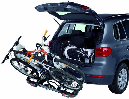 MFT 1200 Euro-Select Bike inklusiv Tragemodul XT