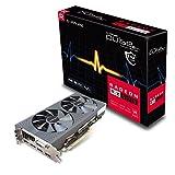 AMD PULSE RADEON RX 570 4G GDDR5 DUAL HDMI / DVI-D / DUAL DP OC W/BP (UEFI)