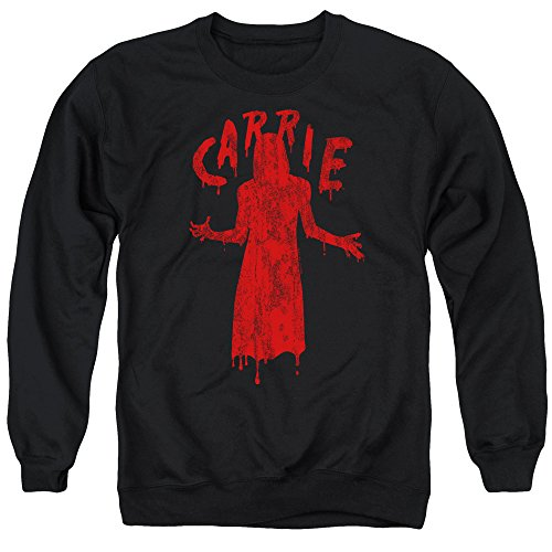 Carrie -  Felpa  - Uomo Black