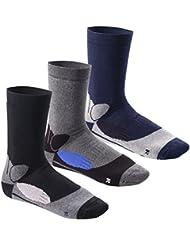 6 Paar Footstar THERMO PRO Herren Socken - Vollfrottee, Pique-Komfortbund - Qualität von celodoro