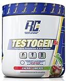 RCSS Testogen-XR Testosteronbooster Trainingsbooster Booster Bodybuilding 240g (Cherry Limeade - Kirsch Limo)