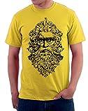 T-shirt - DIO, HIPSTER, ANTICO, OCCHIALI - tutte le taglie uomo donna maglietta by tshirteria