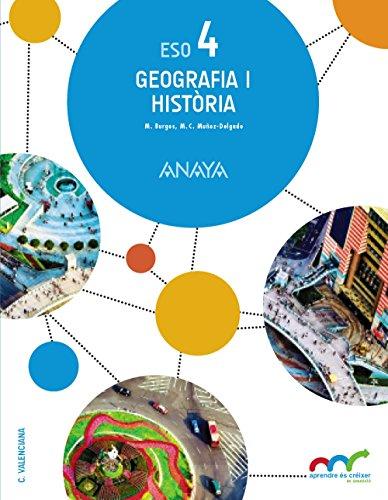 Geografia i Història 4. (Aprendre és créixer en connexió) - 9788469812198