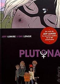 Plutona par Jeff Lemire